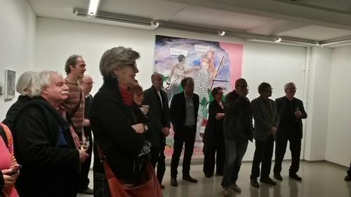 Heden opening Stijn Peeters en Nies Voijs dec 2014   (7)